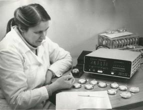 Поверка механических секундомеров Карпова О.З. 1985 год